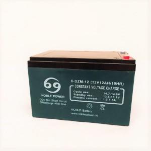 R  Batería AGM 12V 12Ah