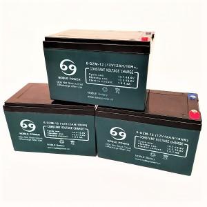 MXA 800 Pack 3 Baterías