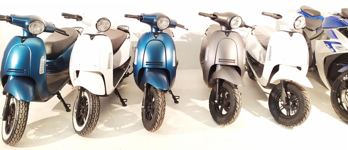 Motos electricas invicta dtr