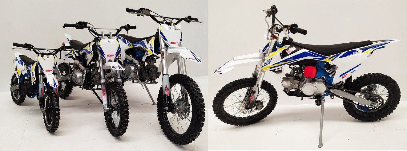 Motos de gasolina ESP Motosport
